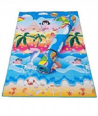 TAPETE PLAY MAT DUPLA FACE 180CM X 200CM DUPLA FACE - 6003 - IBIMBOO