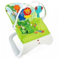 CADEIRINHA AMIGOS DA FLORESTA COLORIDA FISHER-PRICE