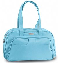DIAPER BAG DAY & TRAVEL AZUL G - FISHER PRICE