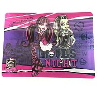 JOGO AMERICANO MONSTER HIGH 3D - BABY GO