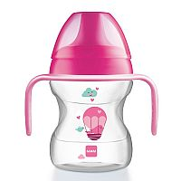LEARN TO DRINK CUP GIRLS 6M+ 190ML - MAM