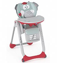CADEIRA DE PAPA POLLY 2 START BABY ELEFANTE - CHICCO