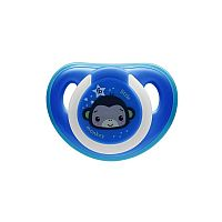CHUPETA FIRST MOMENTS GLOW AZUL 6-18M - FISHER PRICE