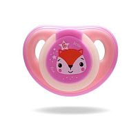 CHUPETA FIRST MOMENTS GLOW ROSA 6-18M - FISHER PRICE