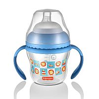 COPO DE TRANSIÇÃO FIRST MOMENTS 150ML AZUL - FISHER PRICE