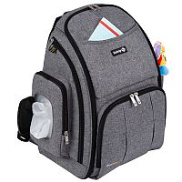 MOCHILA MULTIFUNCIONAL BACK'PACK GREY - SAFETY