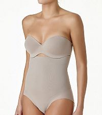 SEMIBODY MODELADOR INVISIBLE CONTROL 73380 SÉPIA CHOCOLATE - LIZ